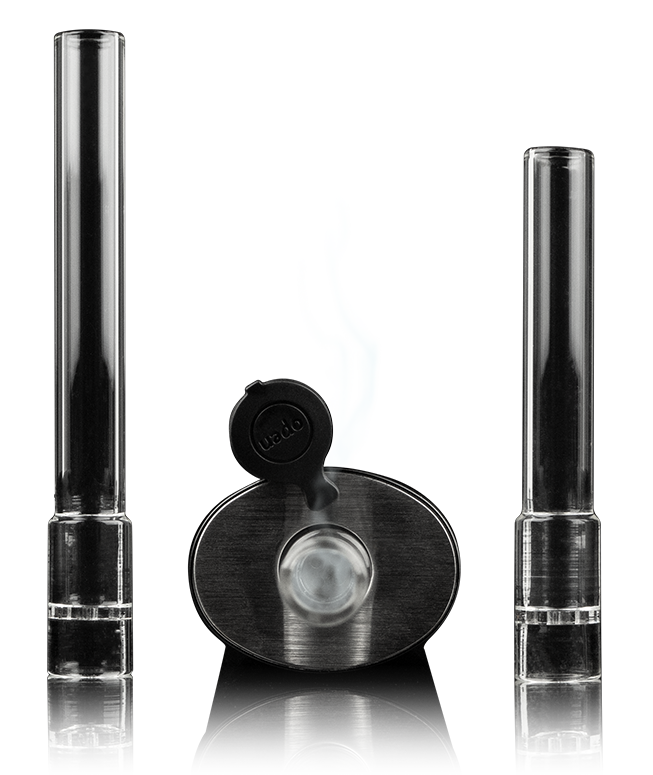 Solo2 pure glass vapor path