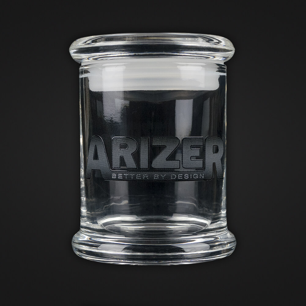 Arizer Glass Jar